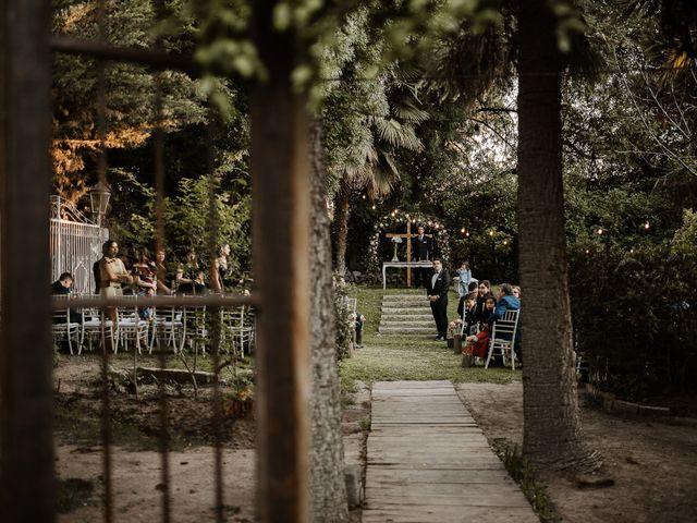 El matrimonio de Ramón y Bárbara en San Bernardo, Maipo 56