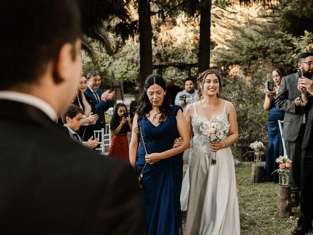 El matrimonio de Ramón y Bárbara en San Bernardo, Maipo 59