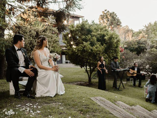 El matrimonio de Ramón y Bárbara en San Bernardo, Maipo 61