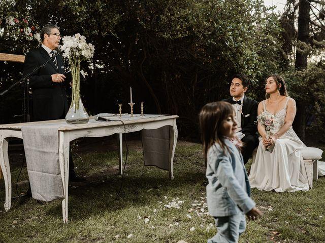El matrimonio de Ramón y Bárbara en San Bernardo, Maipo 67