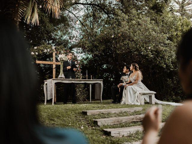 El matrimonio de Ramón y Bárbara en San Bernardo, Maipo 69