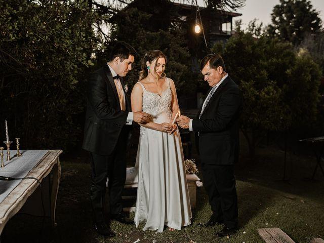 El matrimonio de Ramón y Bárbara en San Bernardo, Maipo 72