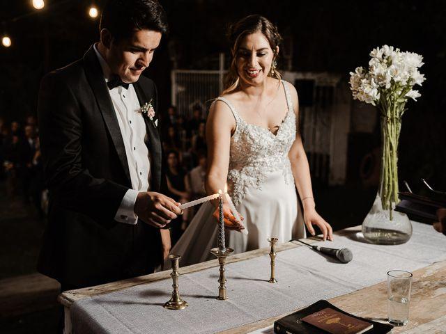 El matrimonio de Ramón y Bárbara en San Bernardo, Maipo 73