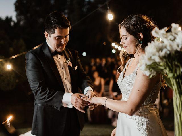 El matrimonio de Ramón y Bárbara en San Bernardo, Maipo 78