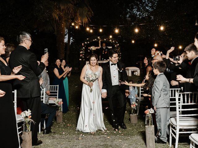 El matrimonio de Ramón y Bárbara en San Bernardo, Maipo 81