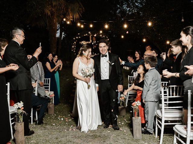 El matrimonio de Ramón y Bárbara en San Bernardo, Maipo 82
