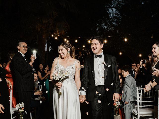 El matrimonio de Ramón y Bárbara en San Bernardo, Maipo 83
