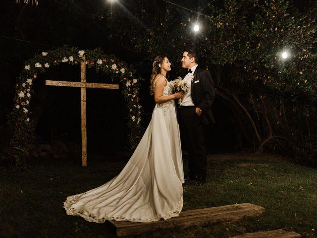 El matrimonio de Bárbara y Ramón