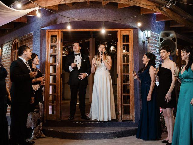 El matrimonio de Ramón y Bárbara en San Bernardo, Maipo 93