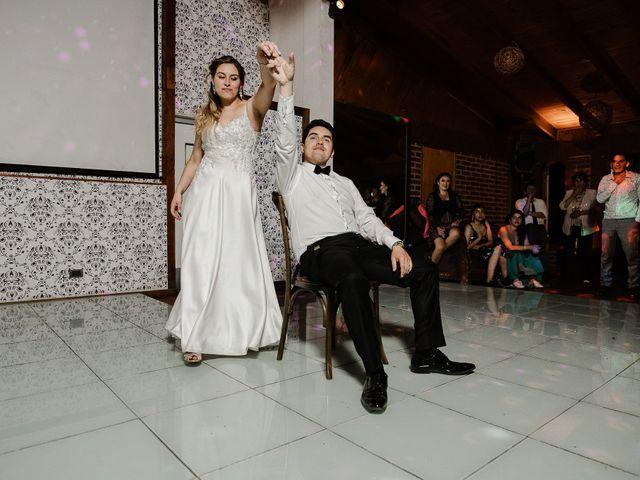 El matrimonio de Ramón y Bárbara en San Bernardo, Maipo 155