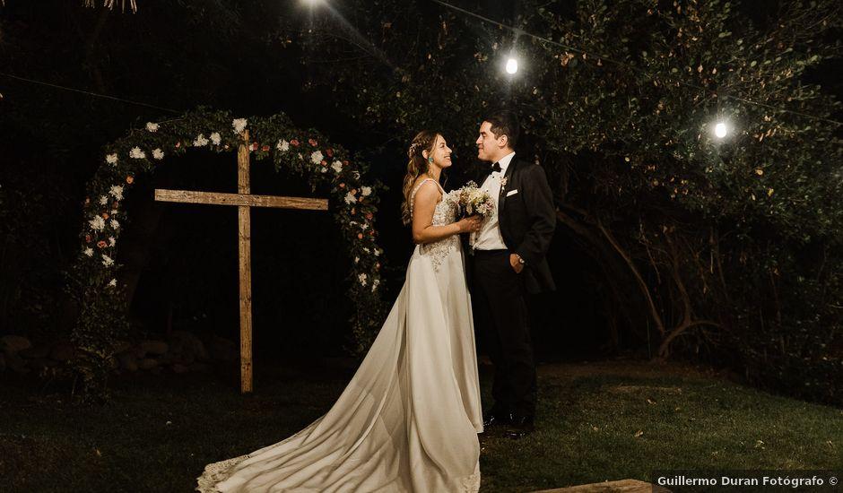 El matrimonio de Ramón y Bárbara en San Bernardo, Maipo