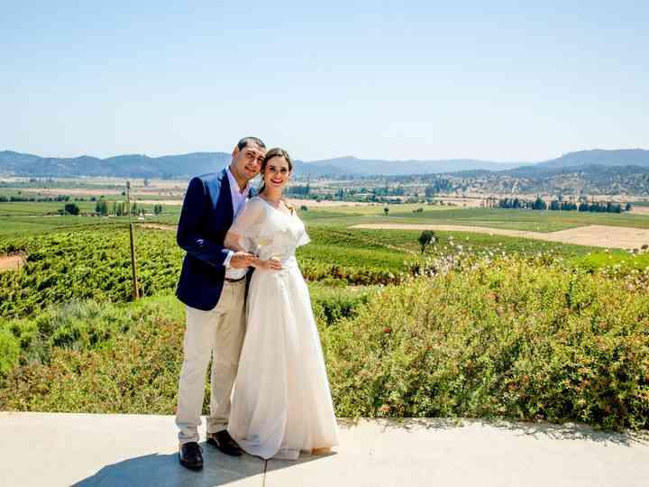 El matrimonio de Beatriz y Antonio