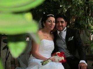 El matrimonio de Yessenia  y Ulises 2