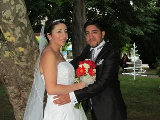 El matrimonio de Yessenia  y Ulises 3