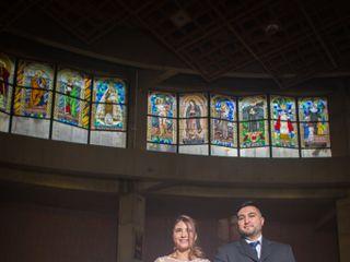 El matrimonio de Paulina y Robinson 3