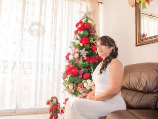 El matrimonio de Yaneth y Fernando 2