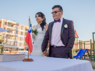 El matrimonio de Yaneth y Fernando