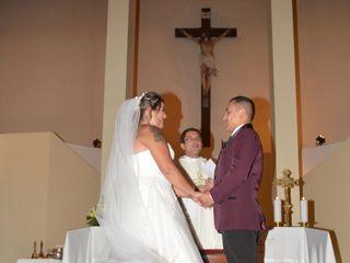 El matrimonio de Javiera  y Rodrigo  1