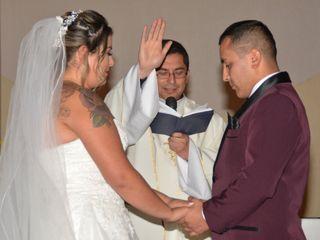 El matrimonio de Javiera  y Rodrigo  2