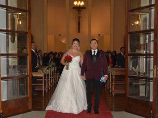 El matrimonio de Javiera  y Rodrigo  3