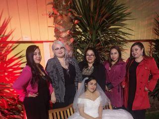 El matrimonio de Lorena y Braulio 1