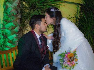 El matrimonio de Lorena y Braulio 2