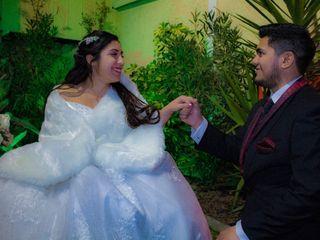 El matrimonio de Lorena y Braulio 3