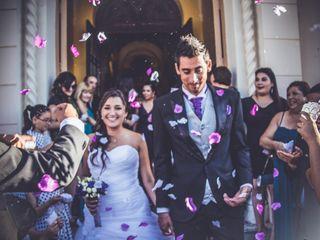 El matrimonio de Pamela  y Yannick