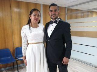 El matrimonio de Lidia y Patrick