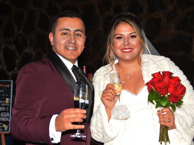 El matrimonio de Javiera  y Rodrigo