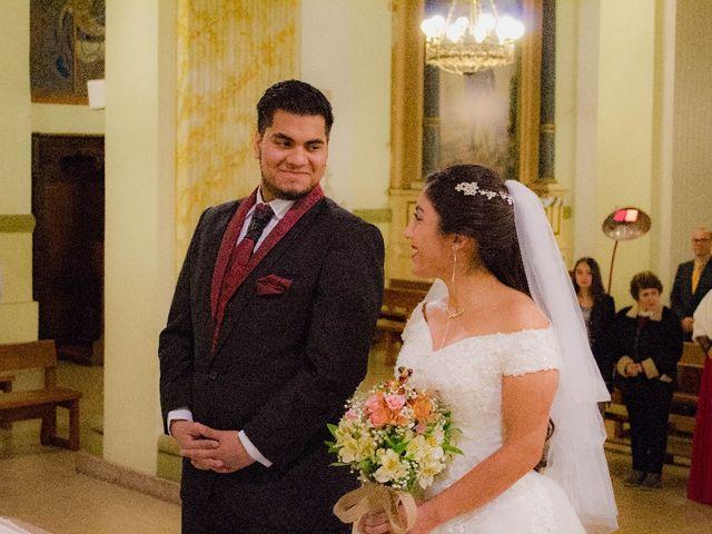 El matrimonio de Lorena y Braulio