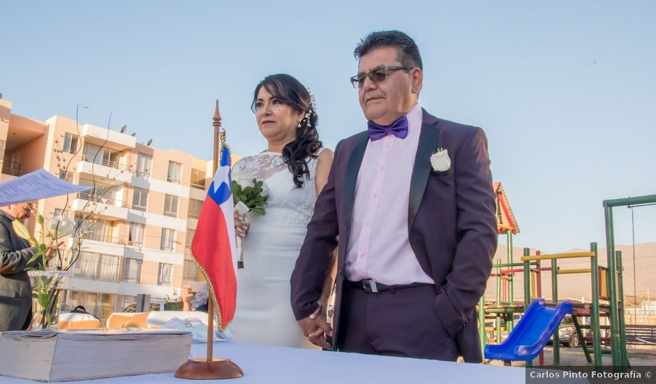 El matrimonio de Fernando y Yaneth en Antofagasta, Antofagasta