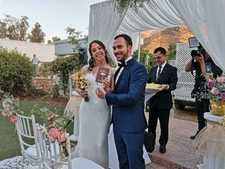 El matrimonio de José y Natalia  3