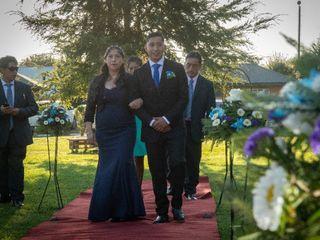 El matrimonio de Leticia y Horacio  2