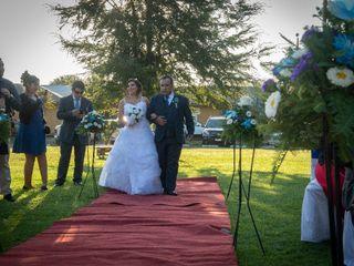 El matrimonio de Leticia y Horacio  3