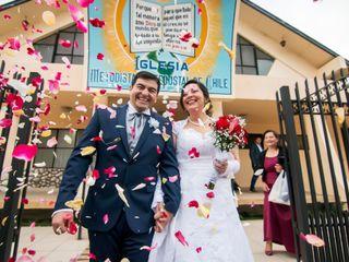 El matrimonio de Francisca  y Rodrigo