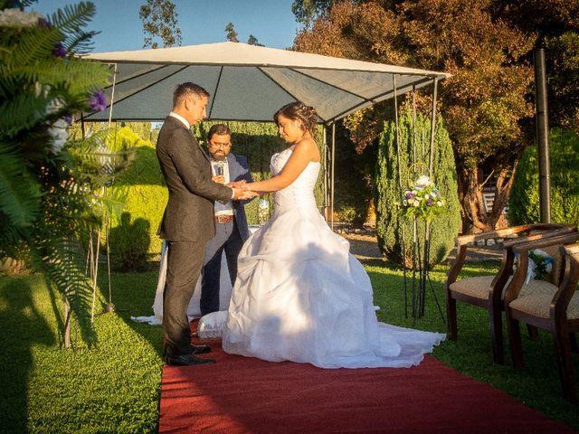 El matrimonio de Leticia y Horacio