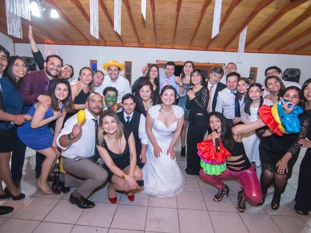 El matrimonio de Rodrigo  y Francisca  en Chillán, Ñuble 21
