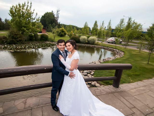 El matrimonio de Rodrigo  y Francisca  en Chillán, Ñuble 23