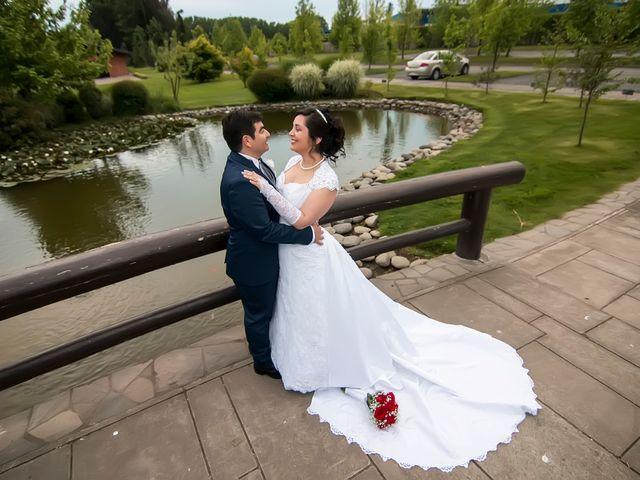 El matrimonio de Rodrigo  y Francisca  en Chillán, Ñuble 24