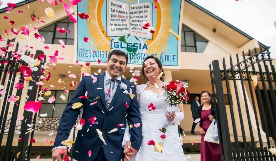 El matrimonio de Rodrigo  y Francisca  en Chillán, Ñuble