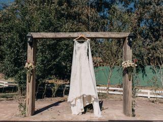 El matrimonio de Paula y Matias 1