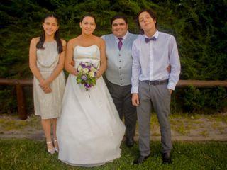 El matrimonio de David y Lizy 1