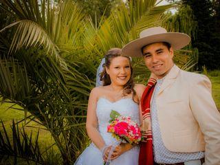 El matrimonio de Nicole y Jonathan