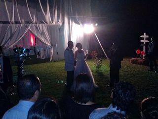El matrimonio de Lorena y Juan Fco. 1
