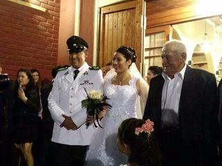 El matrimonio de Lorena y Juan Fco. 2