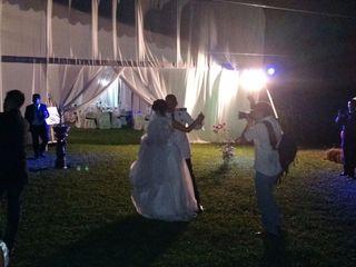 El matrimonio de Lorena y Juan Fco. 3