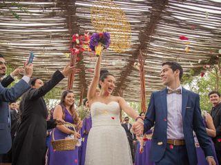 El matrimonio de Susan y Carlo