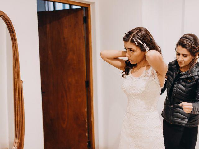 El matrimonio de Matias y Paula en Pirque, Cordillera 26