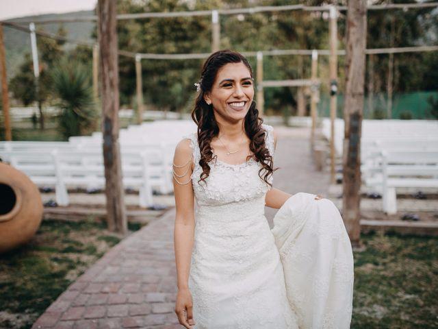 El matrimonio de Matias y Paula en Pirque, Cordillera 33